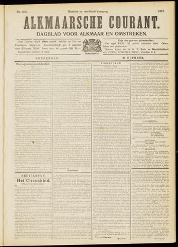 Alkmaarsche Courant 1912-10-24