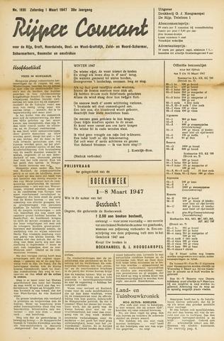 Rijper Courant 1947-03-01