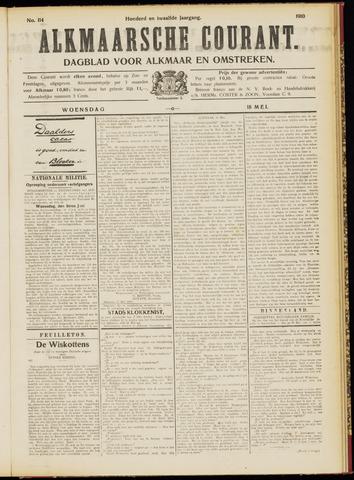 Alkmaarsche Courant 1910-05-18