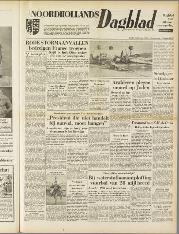 Noordhollands Dagblad : dagblad voor Alkmaar en omgeving 1954-03-18