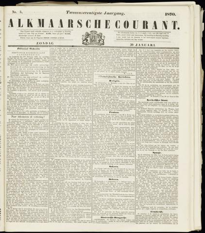 Alkmaarsche Courant 1870-01-30