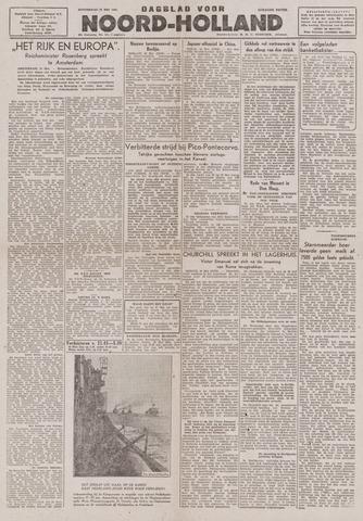 Dagblad Noord-Holland, Schager editie 1944-05-25
