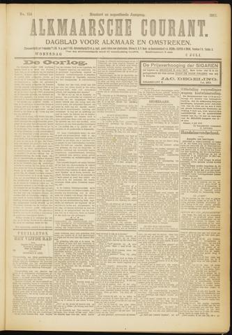 Alkmaarsche Courant 1917-07-04