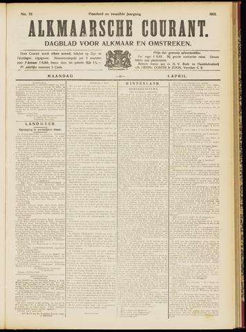 Alkmaarsche Courant 1910-04-04