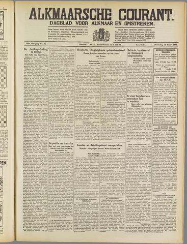Alkmaarsche Courant 1941-03-17
