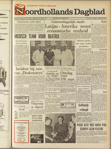 Noordhollands Dagblad : dagblad voor Alkmaar en omgeving 1967-04-12