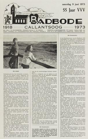 Badbode voor Callantsoog 1973-06-09