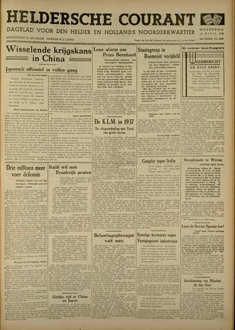 Heldersche Courant 1938-04-20