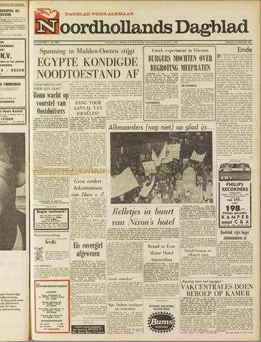 Noordhollands Dagblad : dagblad voor Alkmaar en omgeving 1969-02-25