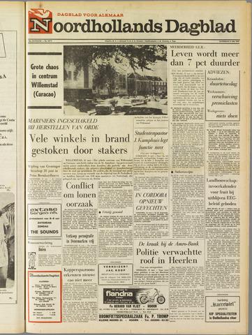 Noordhollands Dagblad : dagblad voor Alkmaar en omgeving 1969-05-31