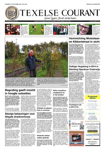 Texelsche Courant 2012-10-26