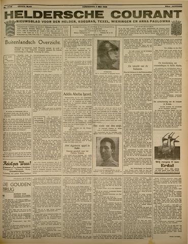 Heldersche Courant 1936-05-07