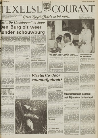 Texelsche Courant 1984-09-07