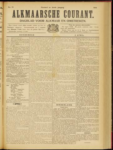 Alkmaarsche Courant 1908-04-02
