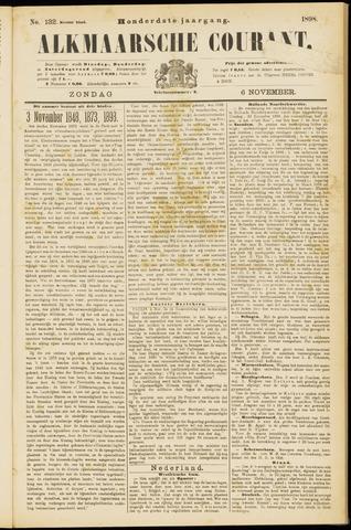 Alkmaarsche Courant 1898-11-06