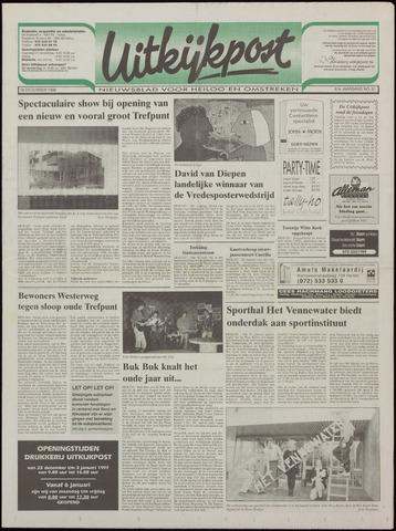 Uitkijkpost : nieuwsblad voor Heiloo e.o. 1996-12-18