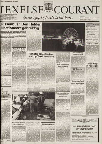 Texelsche Courant 1995-07-14