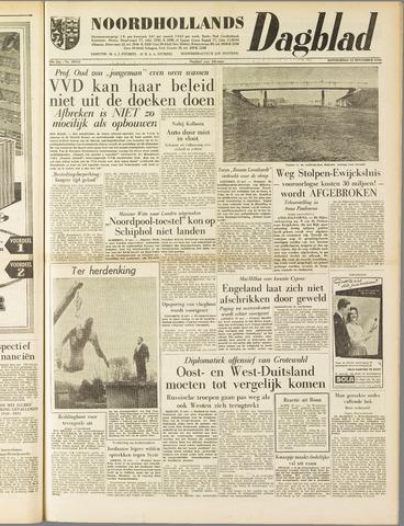 Noordhollands Dagblad : dagblad voor Alkmaar en omgeving 1958-11-13