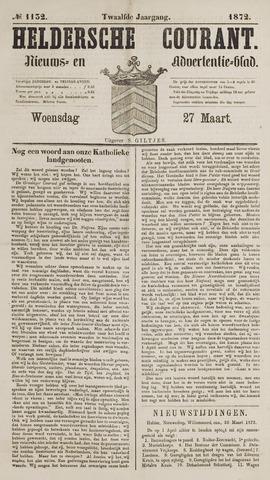Heldersche Courant 1872-03-27