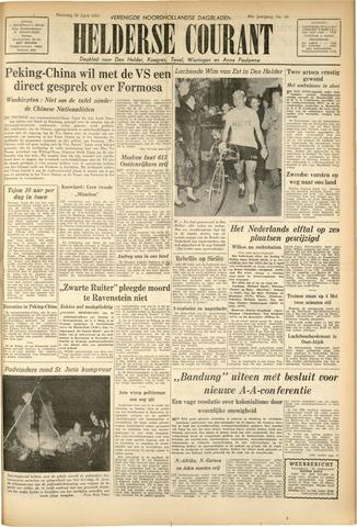Heldersche Courant 1955-04-25