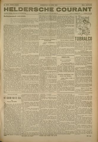 Heldersche Courant 1930-04-24
