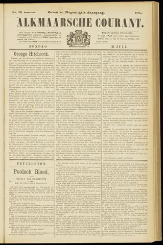 Alkmaarsche Courant 1895-07-21