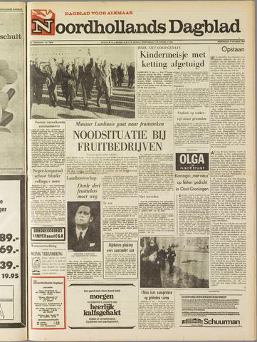 Noordhollands Dagblad : dagblad voor Alkmaar en omgeving 1969-10-09