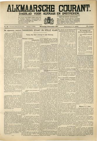 Alkmaarsche Courant 1937-12-08