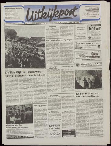 Uitkijkpost : nieuwsblad voor Heiloo e.o. 1996-09-11