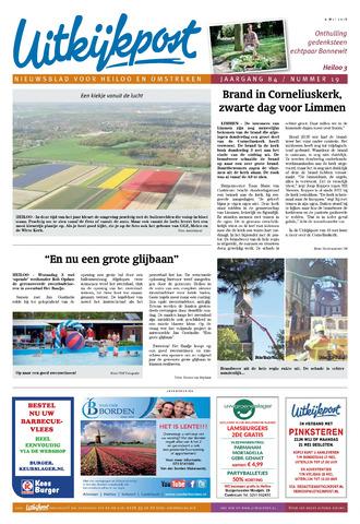Uitkijkpost : nieuwsblad voor Heiloo e.o. 2018-05-09