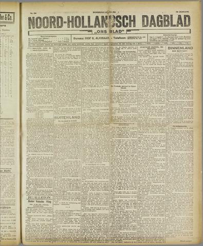 Ons Blad : katholiek nieuwsblad voor N-H 1921-07-21