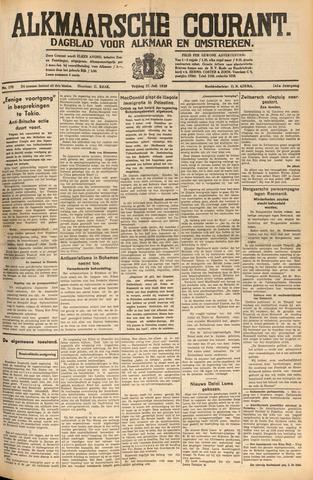 Alkmaarsche Courant 1939-07-21