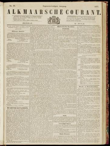 Alkmaarsche Courant 1877-07-15