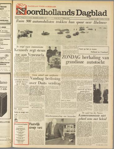 Noordhollands Dagblad : dagblad voor Alkmaar en omgeving 1963-02-21