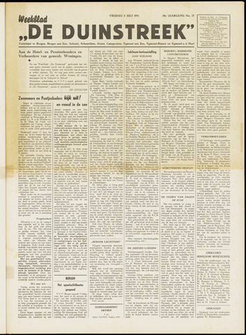 De Duinstreek 1951-07-06