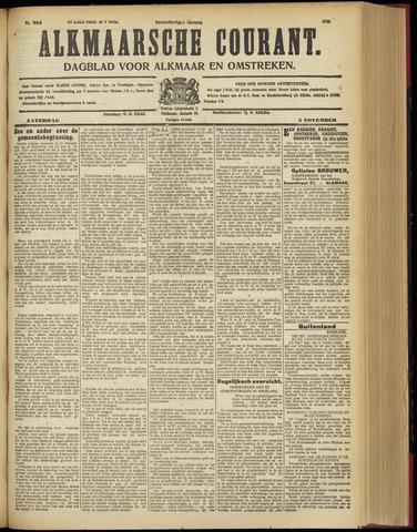 Alkmaarsche Courant 1928-11-03