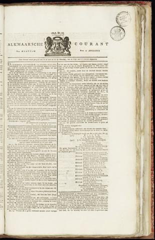 Alkmaarsche Courant 1828-08-11
