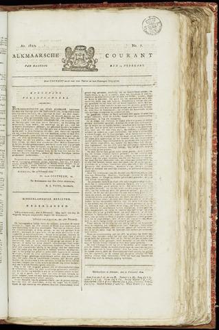 Alkmaarsche Courant 1820-02-14