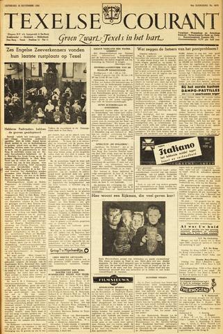 Texelsche Courant 1950-11-18
