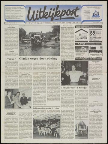Uitkijkpost : nieuwsblad voor Heiloo e.o. 1994-10-05