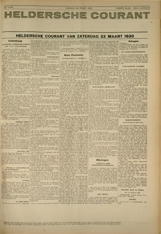 Heldersche Courant 1930-03-25