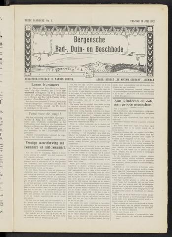 Bergensche bad-, duin- en boschbode 1912-07-19