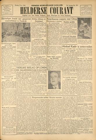 Heldersche Courant 1948-11-02