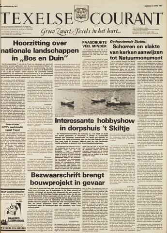 Texelsche Courant 1982-04-20