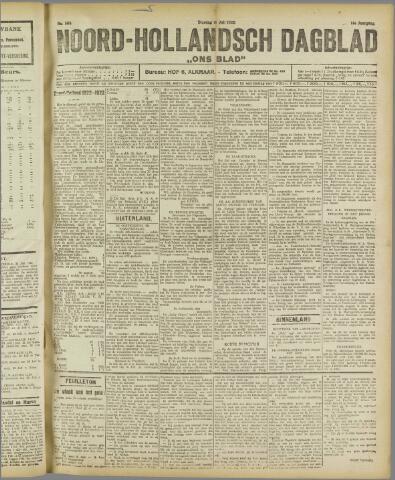 Ons Blad : katholiek nieuwsblad voor N-H 1922-07-18