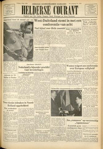 Heldersche Courant 1954-09-03