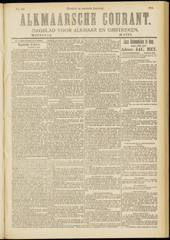 Alkmaarsche Courant 1914-06-10