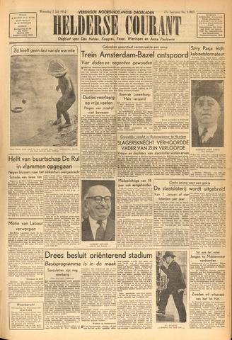 Heldersche Courant 1952-07-02