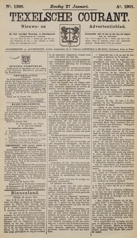 Texelsche Courant 1901-01-27