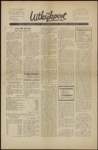 Uitkijkpost : nieuwsblad voor Heiloo e.o. 1958-01-31